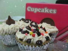 Cupcakes con chocolates!