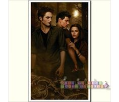Twilight New Moon Notebook decals Birthday Party Favors