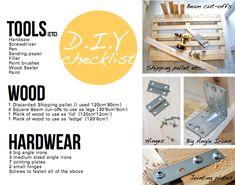 DIY Checklist
