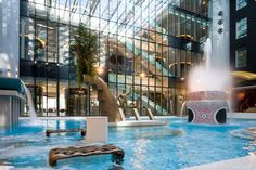 Tallink Spa & Conference Hotel in Estonia Relaxing Holidays, Spa Water, Spa Offers, Travel Checklist, Outdoor Pool, Old Town, Tourism, National Parks, Turismo