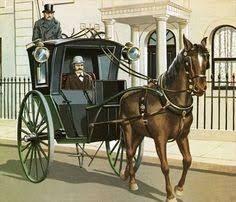 carruaje epoca victoriana