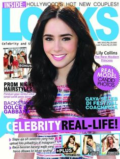 lily collins magazine covers  | Blogs | The Mortal Instruments Indonesia