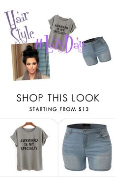 """#LazyDay"" by millenrocks on Polyvore featuring lazy and Cuteatthesametime"