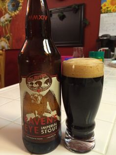 Eel River Brewing 'Raven's Eye' Imperial Stout