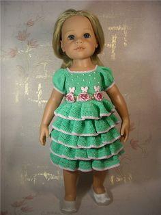 Романтическое настроение. Одежда для кукол Gotz / Одежда для кукол / Шопик. Продать купить куклу / Бэйбики. Куклы фото. Одежда для кукол