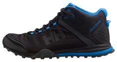 Helly Hansen Rabbora Trail Mid HTXP Black / Racer Blue. Shoes man Trail running, Runnerinn.com, buy, offers, running & triathlon