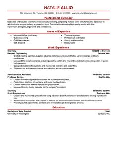 Internship 3 Resume Templates Pinterest Resume Templates
