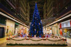 Árbol de navidad por @elainteriorismo   #arbolnavidad