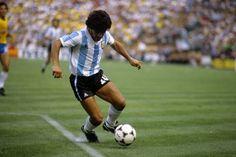 Diego. 1982 World Cup.