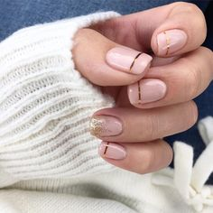 Nail painting is usually my version of therapy but I just havent had time for it lately. So it was time for a pretty gel manicure by misschrisycharms Stylish Nails, Trendy Nails, Cute Nails, Gel Nail Art Designs, Short Nail Designs, Shellac Nails, Gel Manicure, Milky Nails, Tape Nail Art