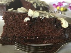 Torta golosa cacao mandorle