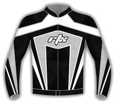 #motorcycle #motorbike #leathers  Awesome NEW RTX Branded Jacket Exclusively Designed for Reltex.co.uk by Jerahco Graphics  Overview:  Top grade Cowhide leather material  Dual stitched main seam construction for optimised safety  Optional race hu