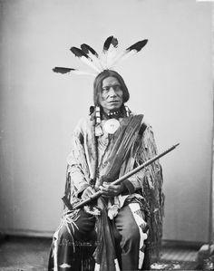 Old Photos - Yanktonai   www.American-Tribes.com