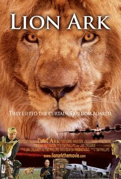lion ark : [2013] the movement to save wild animals from traveling circuses in bolivia, where these beautiful creatures were filmed from their abused states to their release into a sanctuary.   [q+a w/jan creamer & tim phillips]  [http://www.lionarkthemovie.com] [http://www.ad-international.org/adi_home/]