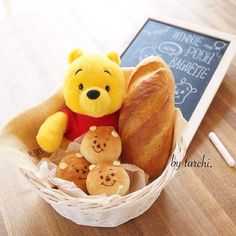 Winnie the pooh ♡ Bagette