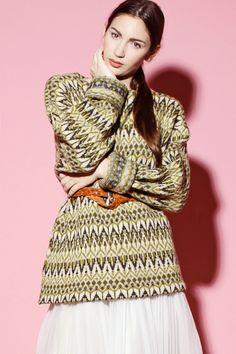 Vintage 70s Porath & Magneheim Wool Ski Sweater http://thriftedandmodern.com/vintage-70s-porath-magneheim-wool-sweater