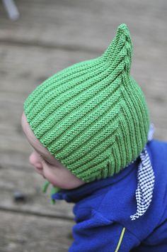 Ravelry: Pixie Hat (Fingering) pattern by Crystal Palace Yarns Baby Boy Crochet Blanket, Blanket Yarn, Crochet Baby, Boy Blankets, Baby Boy Knitting Patterns, Baby Patterns, Crochet Patterns, Poncho Patterns, Knitting Ideas