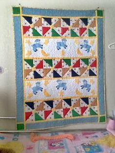 Counting sheeps to sleep quilt