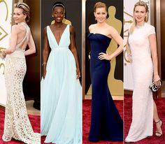 Oscars 2014 Red Carpet Photos: What the Stars Wore @Gugu Mchunu - These are magnificent.  Was thinking of you as I saw some of these.  We should totally attend the Academy Awards ourselves! :-D
