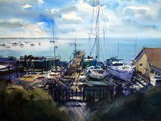 Ship Yards Geelong Victoria, Amanda Hyatt
