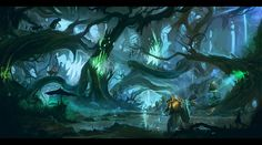 Diablo3 Fanart - Quest For The Treasure Goblin. by Exphrasis on deviantART