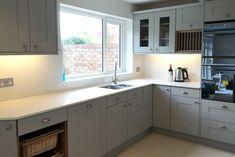 Broadoak Painted Kitchens - Buy Broadoak Painted Kitchen Units at Trade Prices