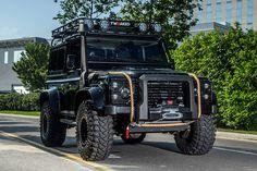 Tweaked Land Rover Defender 90/110 Spectre
