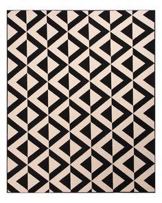 """Jaipur Patio Area Rug - Graphic, 5'3"""" x 7'6"""""""