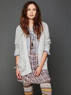 winter's child cardigan  price:$128.00   color:grey heather