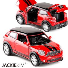 1:32 Scale Diecast Alloy Metal Car Model For MINI Coopers Countryman Model With Pull Back Car Toy For Kids Gifts Review Country Man, Cooper Countryman, Rottweiler Dog, Games To Buy, Toy Trucks, Kids Online, Diecast Models, Kids Gifts, Kids Toys
