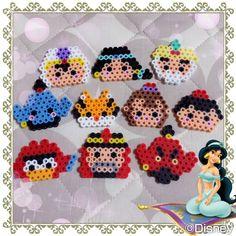 Hama Beads Disney, Diy Perler Beads, Perler Bead Art, Hamma Beads 3d, Fuse Beads, Pearler Beads, Pearler Bead Patterns, Perler Patterns, Pearl Beads Pattern