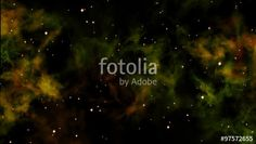 Nebula Clouds and Star 15 seconds animation #space #cosmos #future #nebula