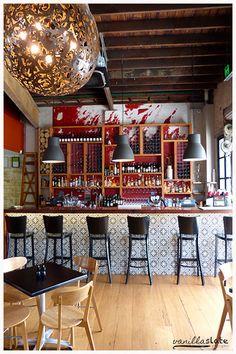 Kiplings Garage Bar - Your wine bar and fireplace in Turramurra - Our BLOG - Vanilla Slate Designs, Interior designers, Bloggers & Online ho...