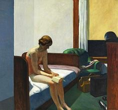 Edward Hopper | Hotel Room, 1931