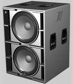 Subwoofer Box Design, Speaker Box Design, Speaker Plans, Speaker System, Batman Armor, Woofer Speaker, Ac System, Audio Design, Dj Equipment