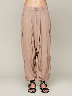 One Teaspoon Unchained Harem Pant at Free People Clothing Boutique