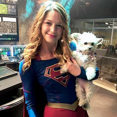 Its Supergirl!