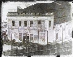 Embarcadouro da Prainha (Atual Píer Mauá) – 1906