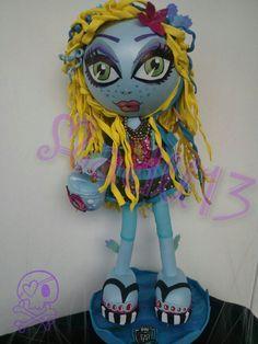 otra fofucha monster...Lagoona blue