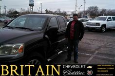 #HappyBirthday to Alex Meyer from Steve Ragan at Britain Chevrolet Cadillac!