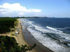 태안해안 - 삼봉해변 (Taeanhaean National Park, Korea)