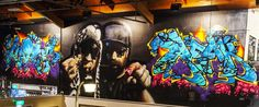 wongi DTR street art christchurch Oi You exhibition- Google Search