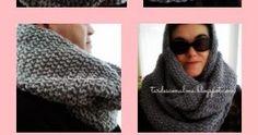 Tutoriales, DIY, Handmade, Craft, Patchwork, Costura, Ganchillo, Crochet, Calceta, Punto, 2 Agujas, Recetas fáciles, Punto de cuz.........