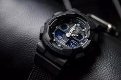 【新品】【正規品】 G-SHOCK Gショック ジーショック ミリタリー Military Black 限定モデル カシオ CASIO アナデジ 腕時計 クロスバンド_画像3