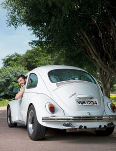 Amor na pele. | Volkswagen Magazine