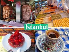 Planning to visit Istanbul? Here are 13 food items to entice your taste buds – The Express Tribune Blog