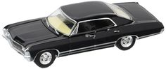 Amazon.com: Greenlight Hollywood Supernatural Join The Hunt Diecast Car - 1967 Chevrolet Impala Sport Sedan 1:64 Scale: Toys & Games