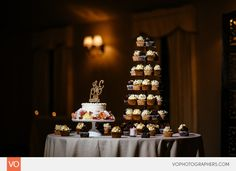 Farmington Gardens Wedding - Cake