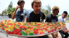 GUMMY BEAR GRIP TAPE!: Subscribe to Chris and Doug: Doug: http://www.youtube.com/amskater Chris:… #Skatevideos #bear #grip #Gummy #tape