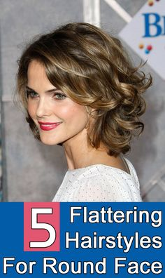 Hairstyles For Round Face: Well here are 5 recommended hairstyles for round face that will surely help you out.